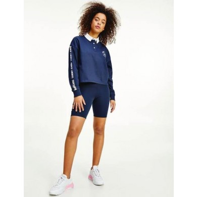 Tommy Jeans Fitted Branded Bike L