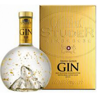 Studer Gin Gold Swiss