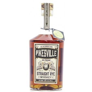 Pikesville Rye Whisky - 75cl 55%