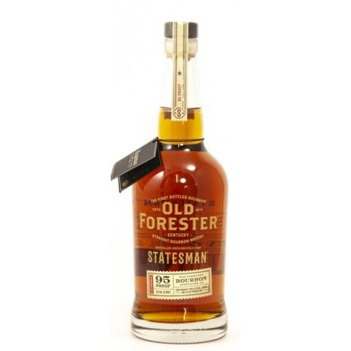 Old Forester Kingsman Golden Circle Limited Edition Bourbon Whiskey