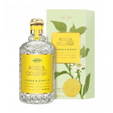 4711 Acqua Colonia citron & gingembre EAU DE Cologne 170ML